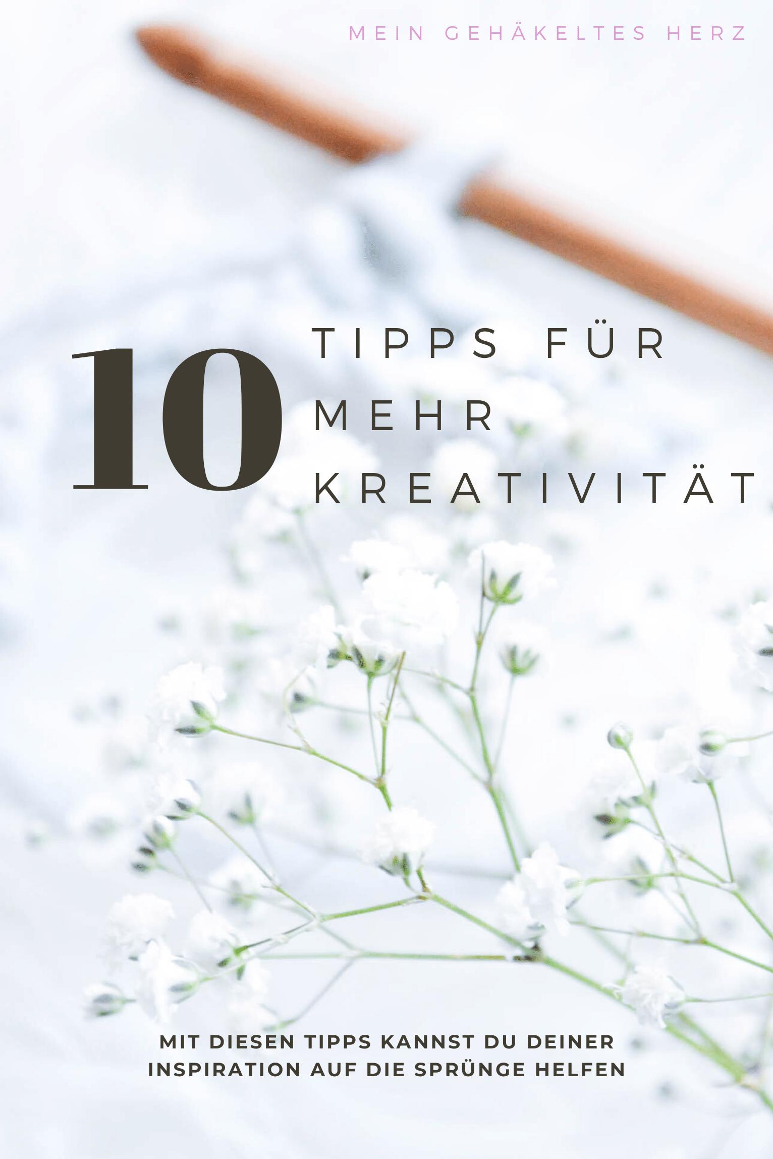 10 Tipps gegen das Kreativitätstief