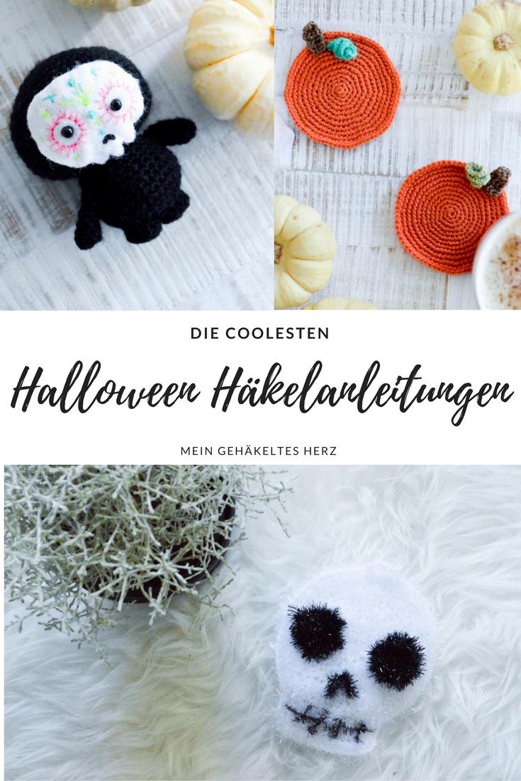 Halloween Häkelanleitungen Mein Gehäkeltes Herz