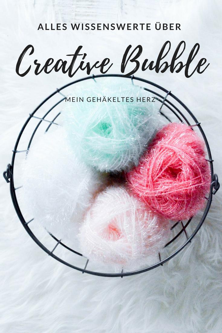 Vorstellung Creative Bubble Von Ricodesign Mein Gehäkeltes Herz