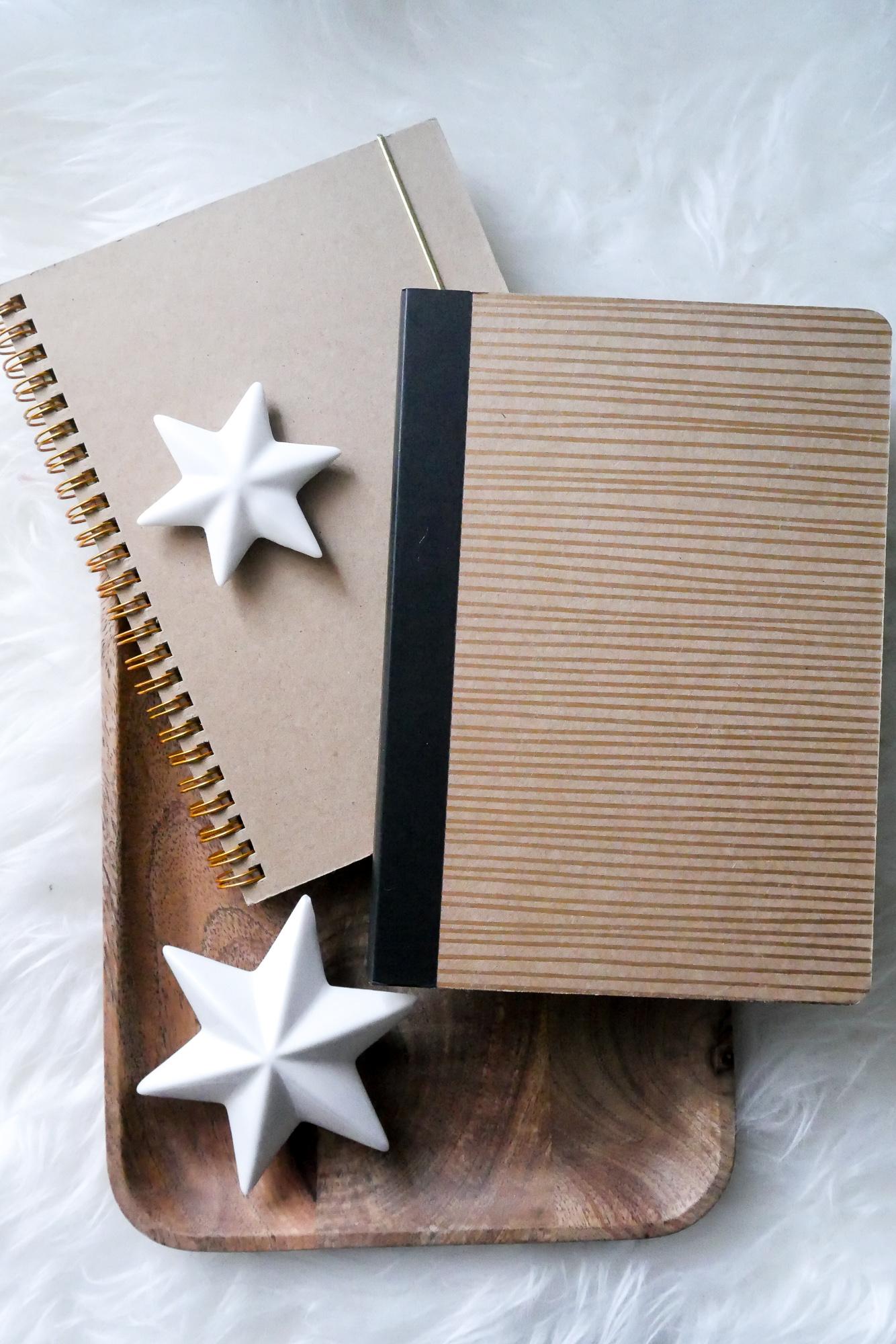Notizbücher als Geschenk für Häkelfans