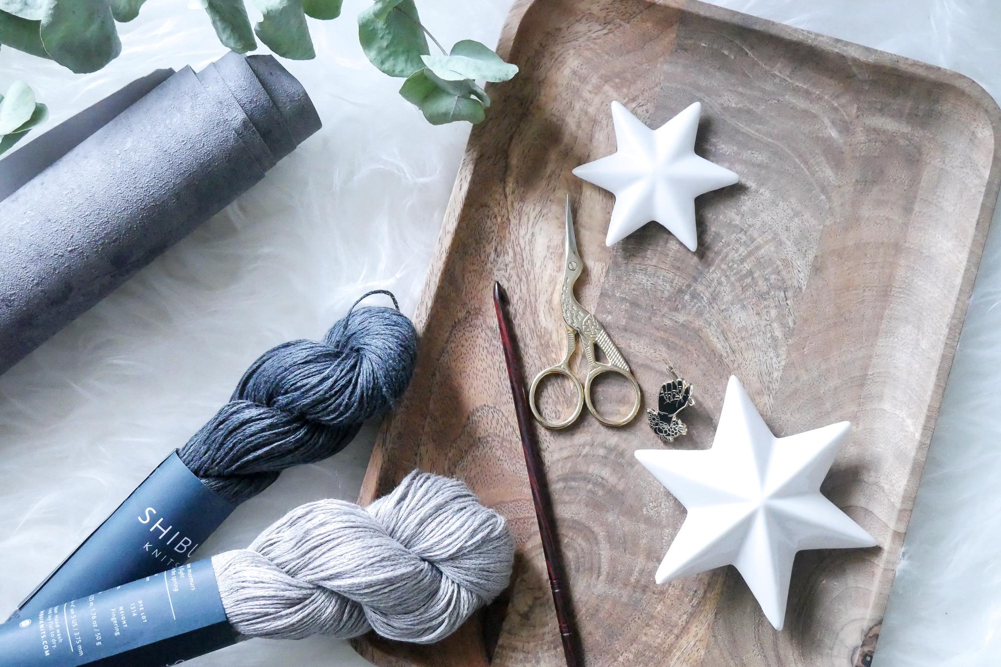 Ideen, Anregungen, Weihnachtssgeschenke für Häkler