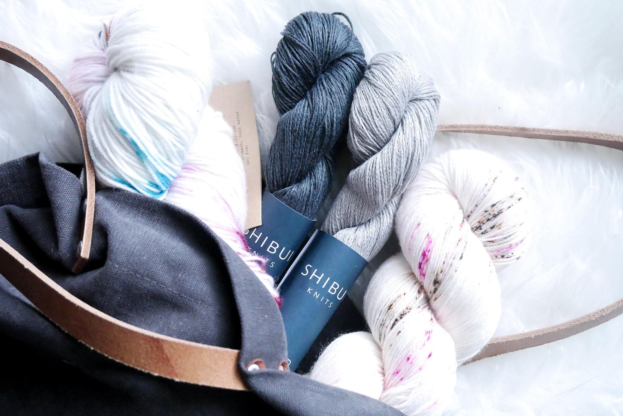 Garne und Wolle- verschenken für Handarbeitsliebhaber