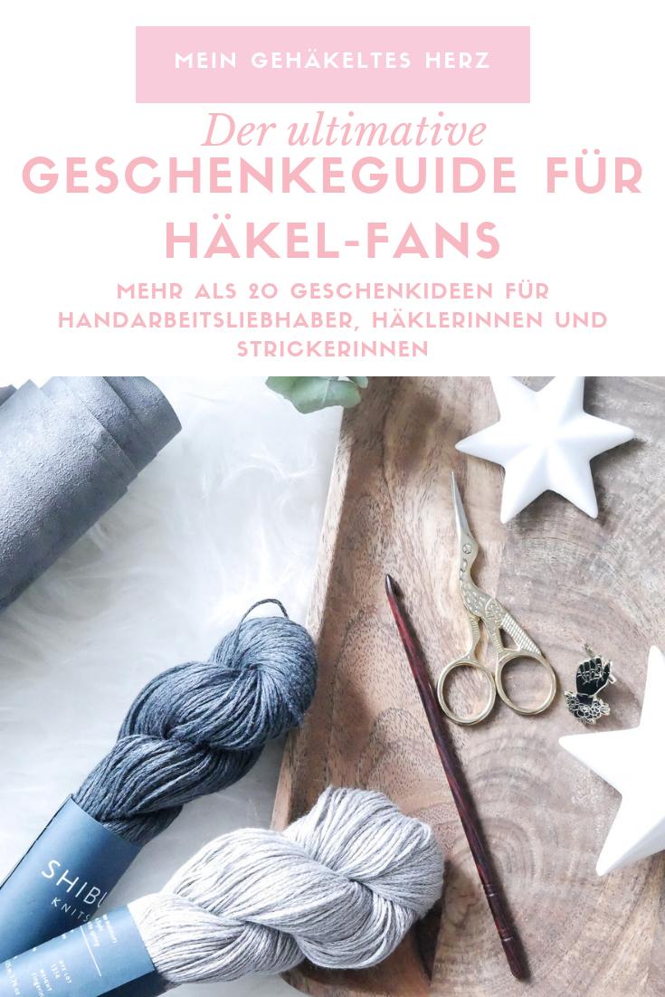 Geschenke für Häkelfans