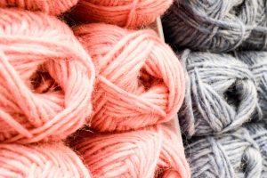 Wolle und Produkte aus Wolle pflegen