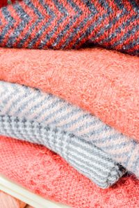 Handgemachtes aus Wolle richtig pflegen und reinigen