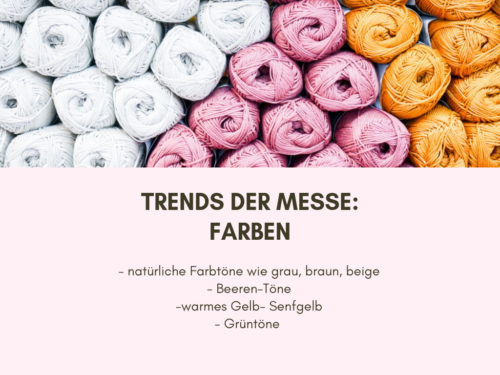 H+H Cologne 2019- Farbtrends 2019/2020