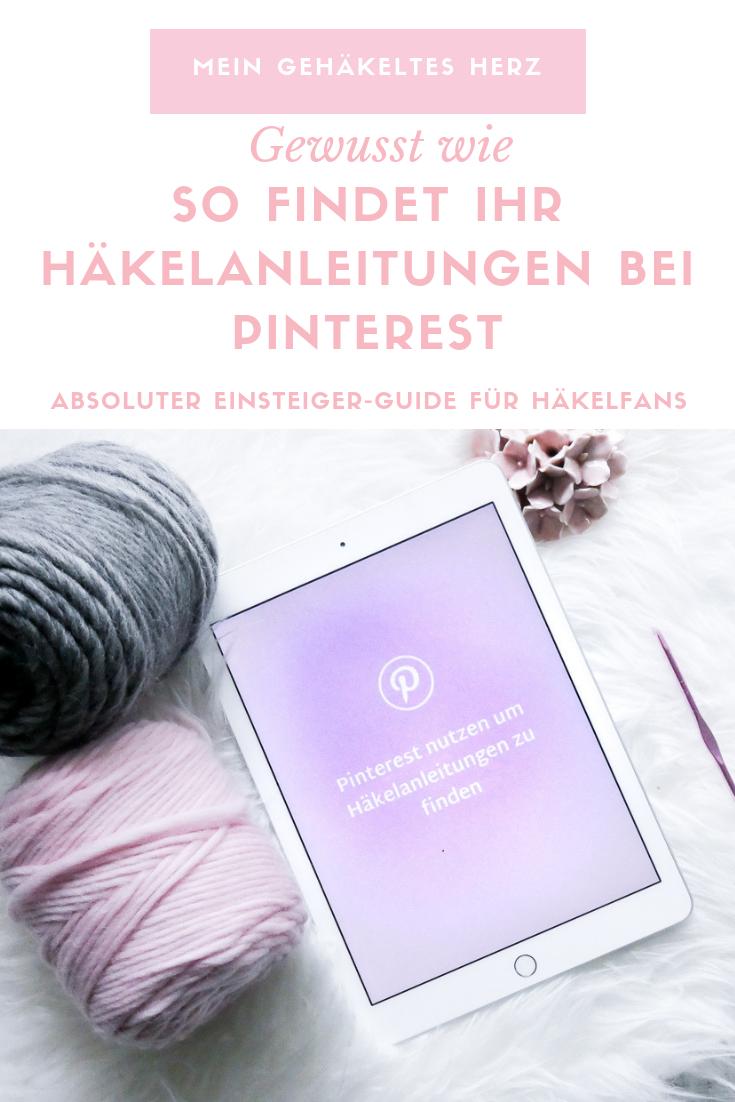 Pinterest für Häkelfans- Einsteiger Guide
