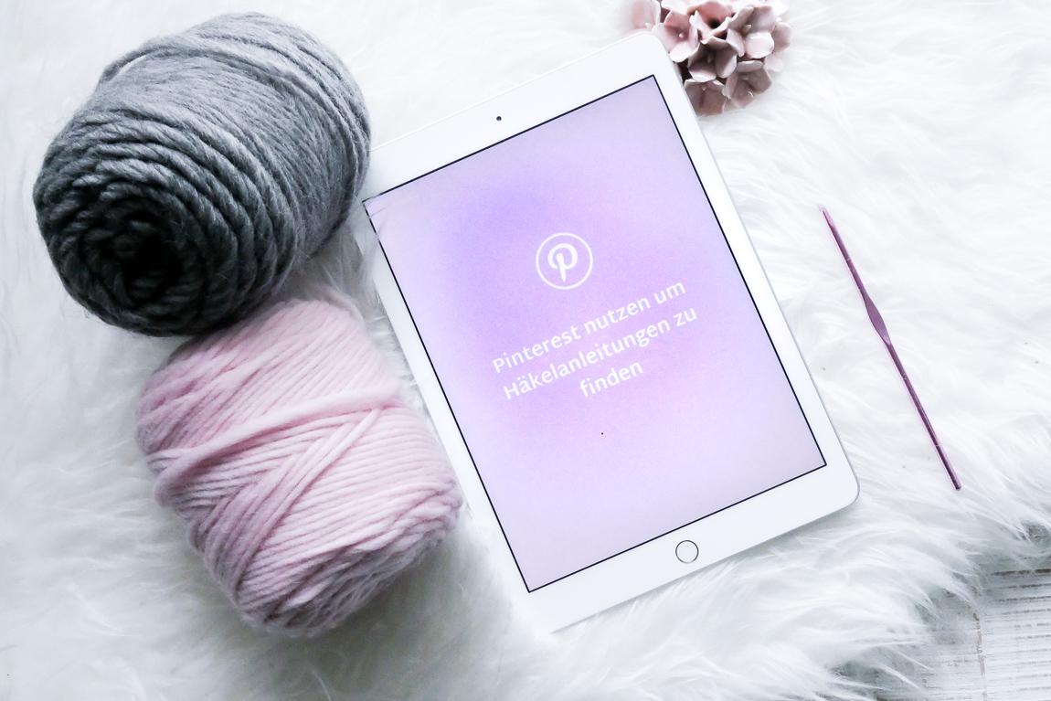 Pinterest nutzen um Häkelanleitungen zu finden