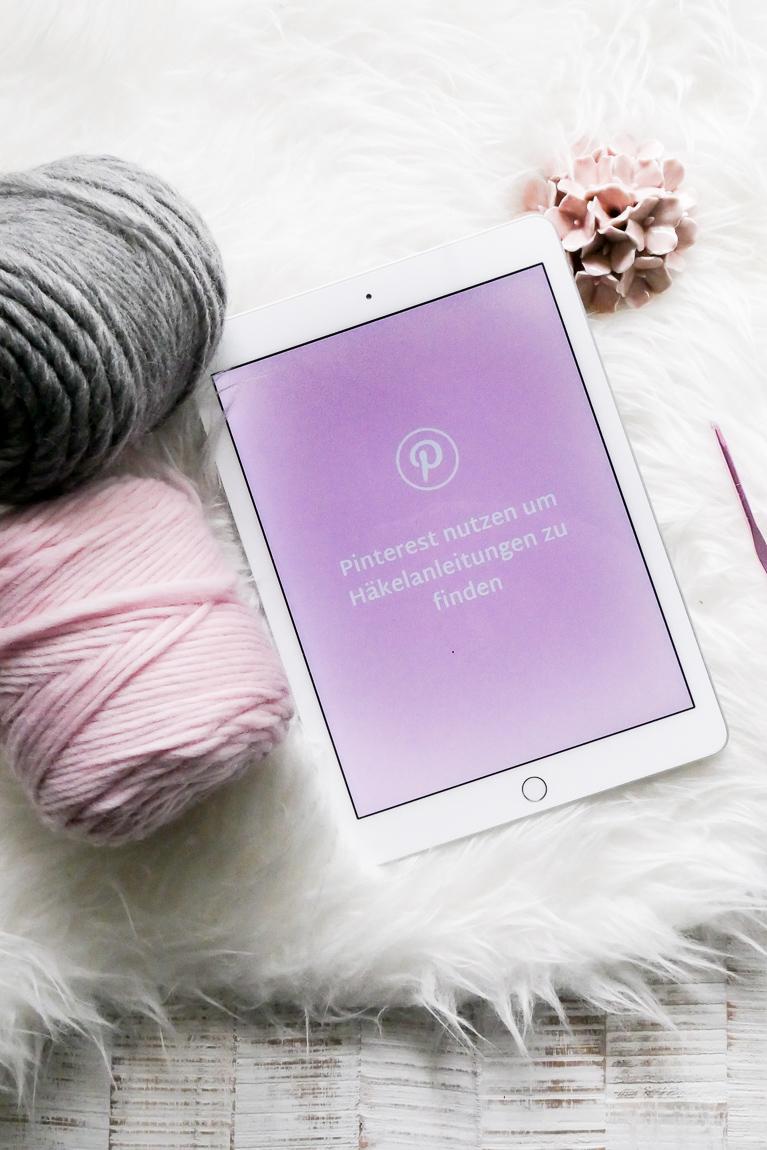 Pinterest nutzen um Häkelanleitungen zu finden- so geht es