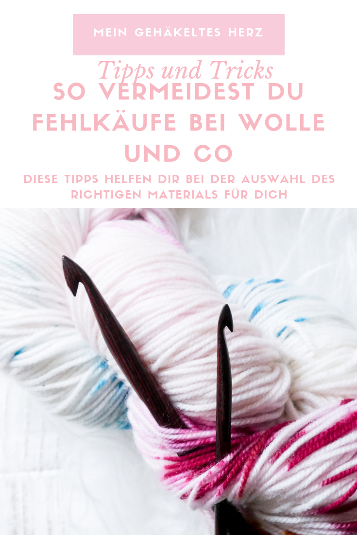So vermeidest du Fehlkäufe bei Wolle und Co