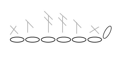 Häkelkirschen-Schema- Tischdeckengewicht häkeln