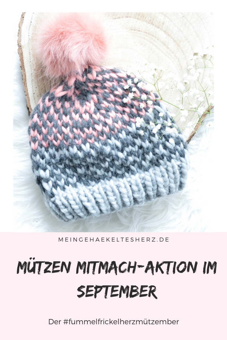 Mützember-Aktion
