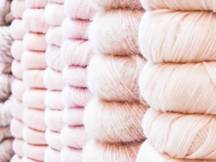 Weiche Fasern-Wolle und Garne- was bedeutet Micron