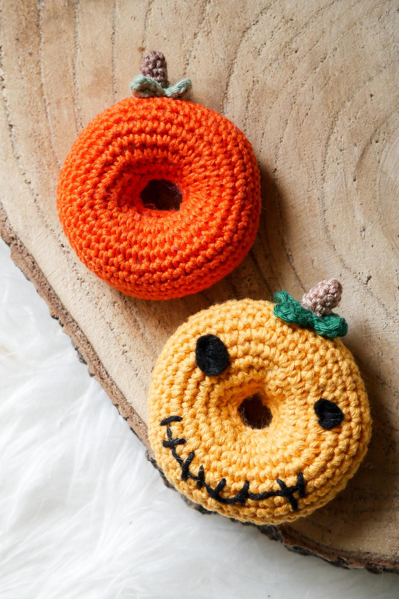 Halloween und Herbst Amigurumi