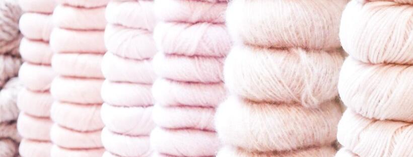 So erkennt ihr weiche Wollfasern