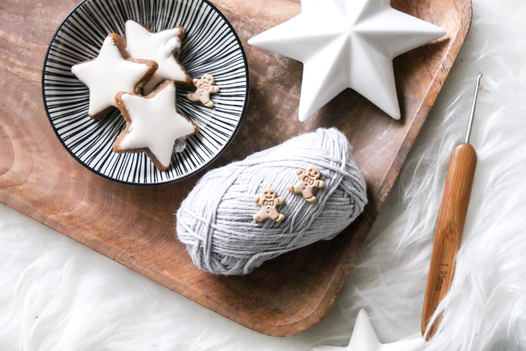 Weihnachtssocken-Geschenkanhänger
