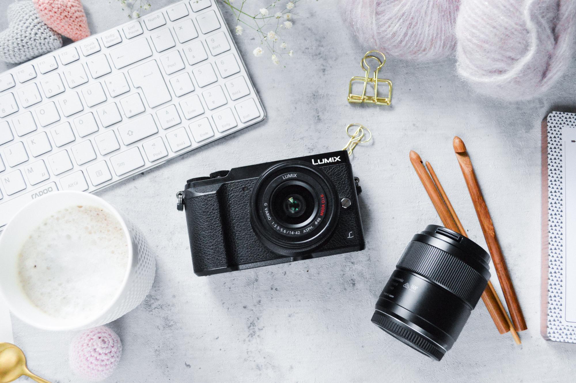 Meine Kamera- Lumix von Panasonic