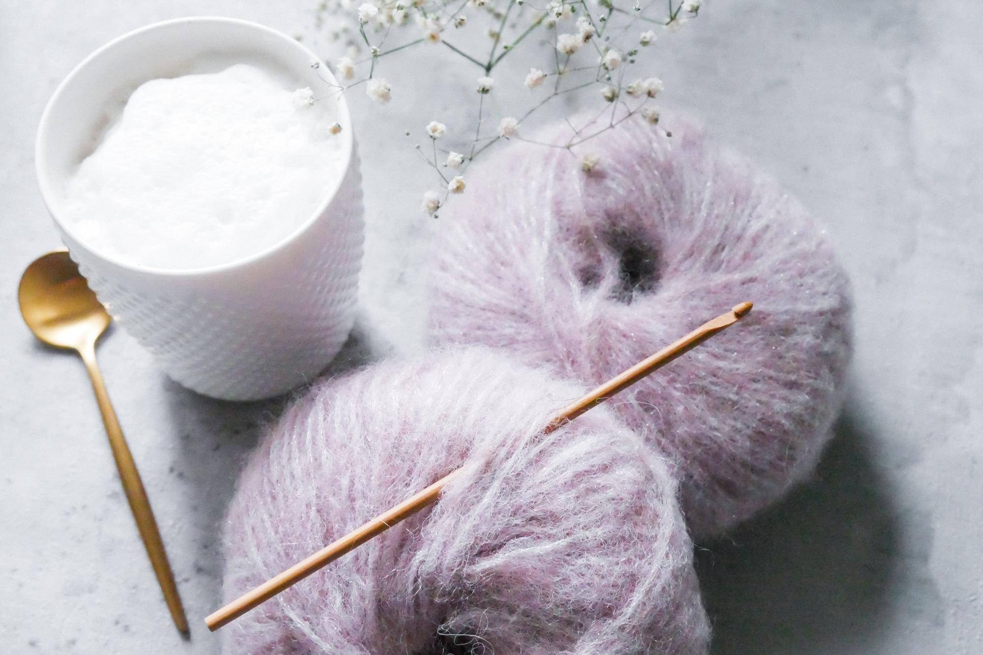 Warum werden kunstfasern mit Wolle gemischt