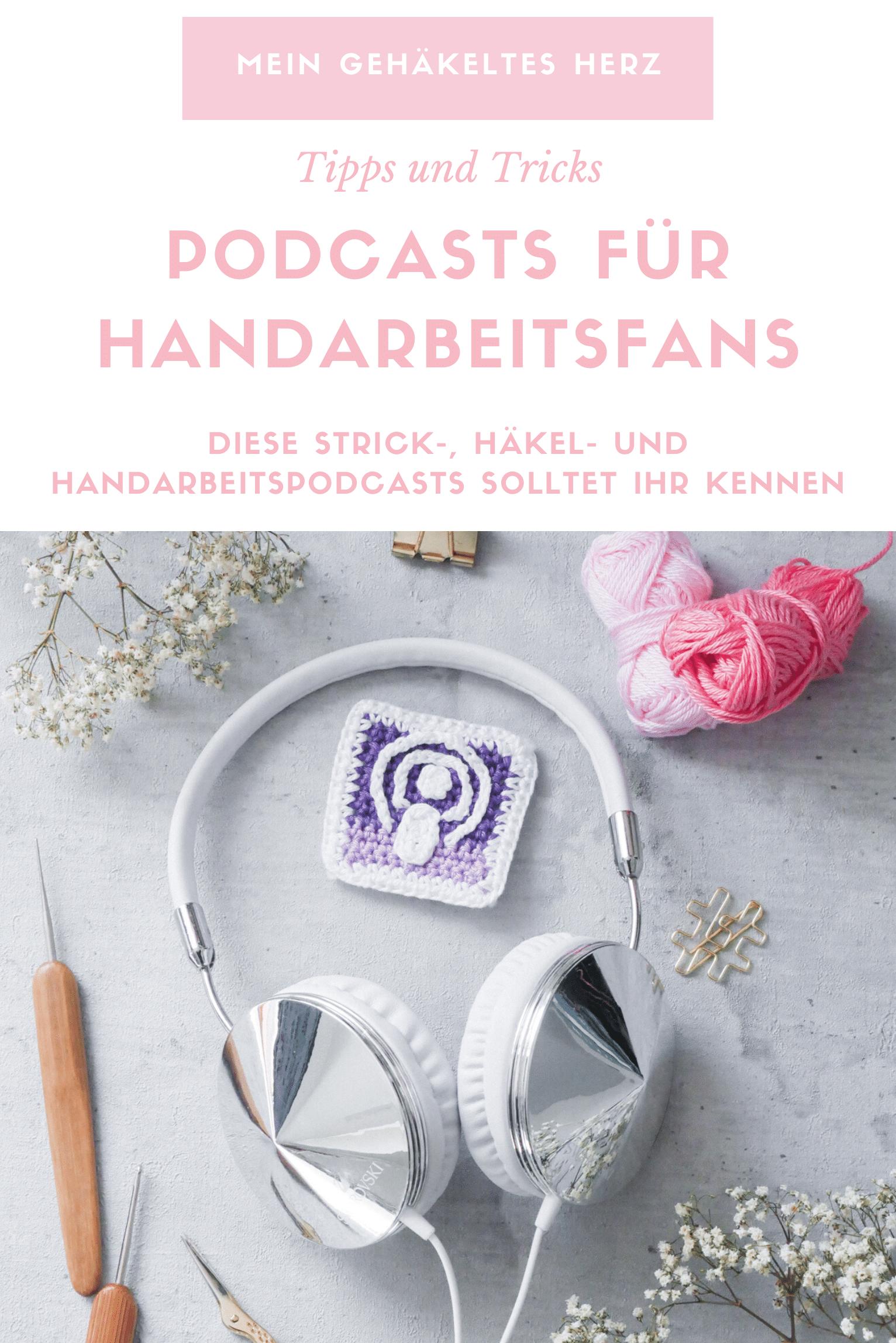 Kreative Podcasts zum Nachhören